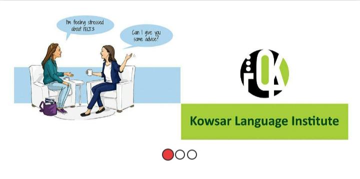 آموزشگاه زبانهای خارجی کوثر