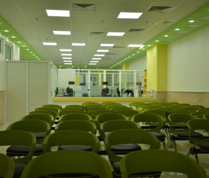 درمانگاه مرکزی شبانه روزی مهرشهر