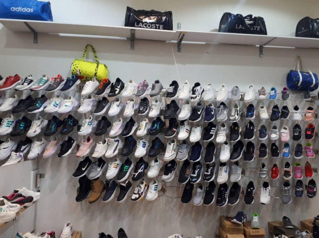کیف و کفش ترکان