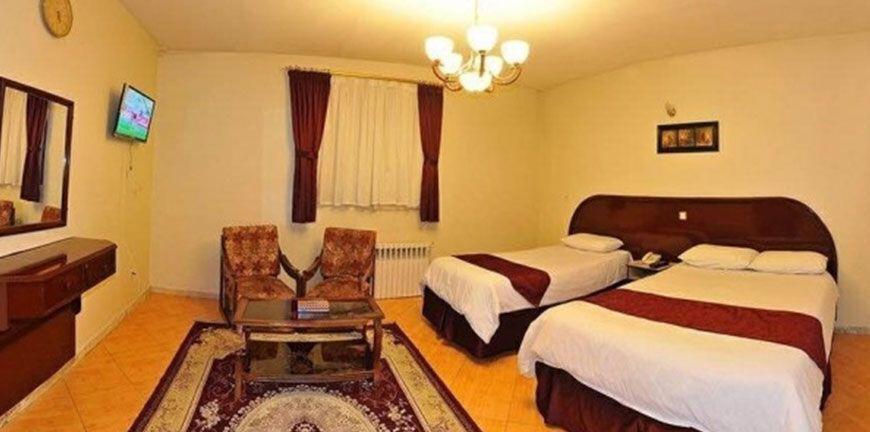 هتل خورشيد مشهد