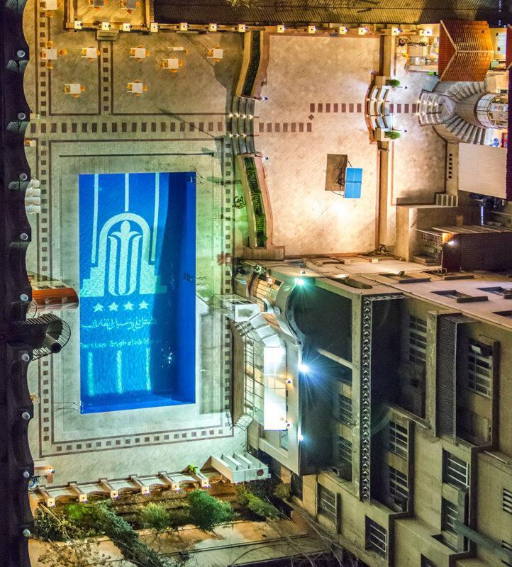 هتل پارسيان انقلاب