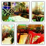 رستوران و باغچه سنتی الماس غرب
