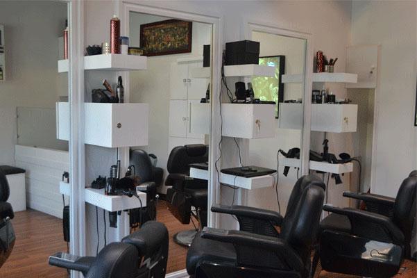 آرایشگاه مردانه در سقز