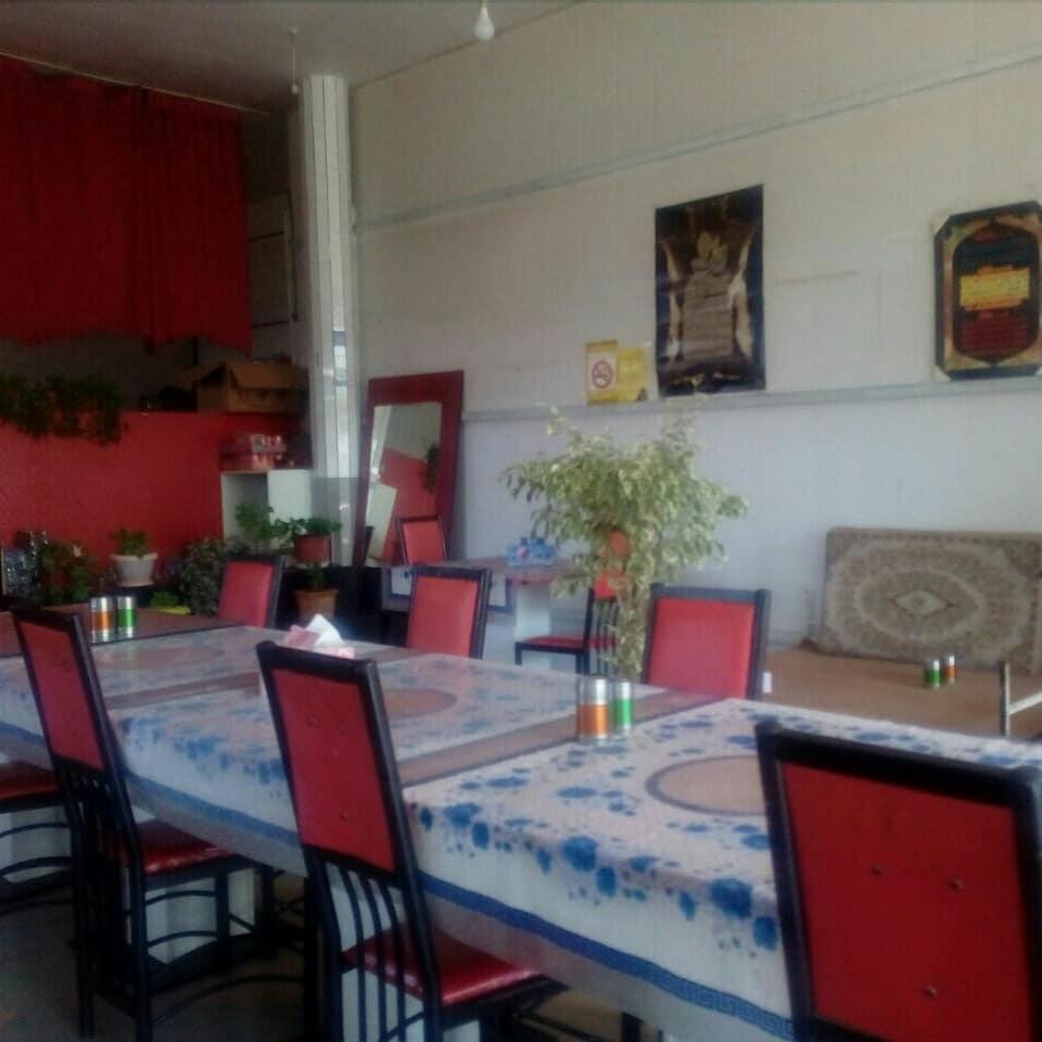 رستوران در بانه