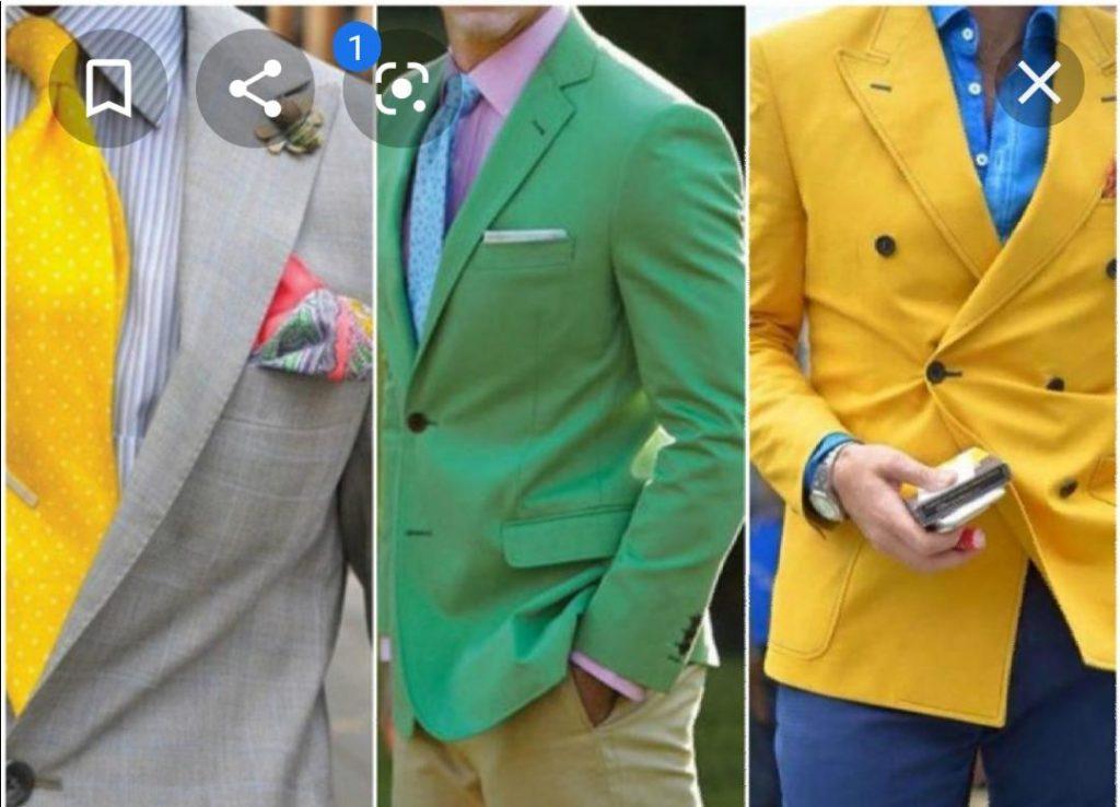 پوشاک مردانه زایس