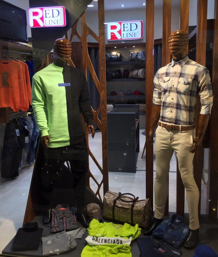 پوشاک مردانهREDLINE