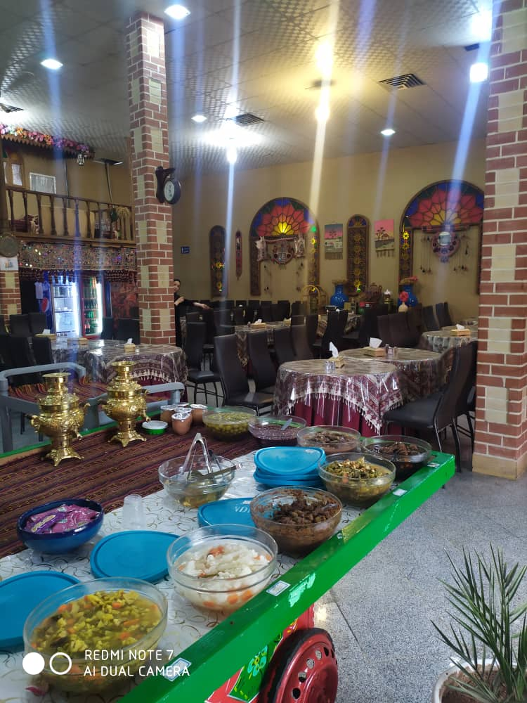 رستوران در ورامین