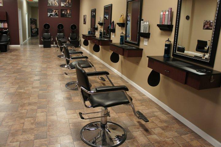 آرایشگاه مردانه در بوکان