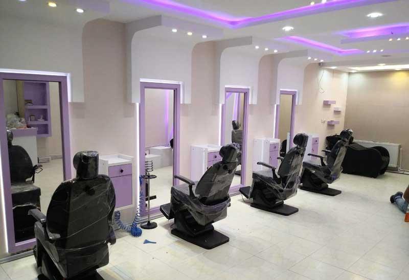 آرایشگاه در ورامین