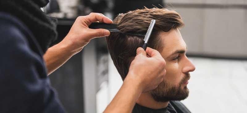 آرایشگاه مردانه در کرج