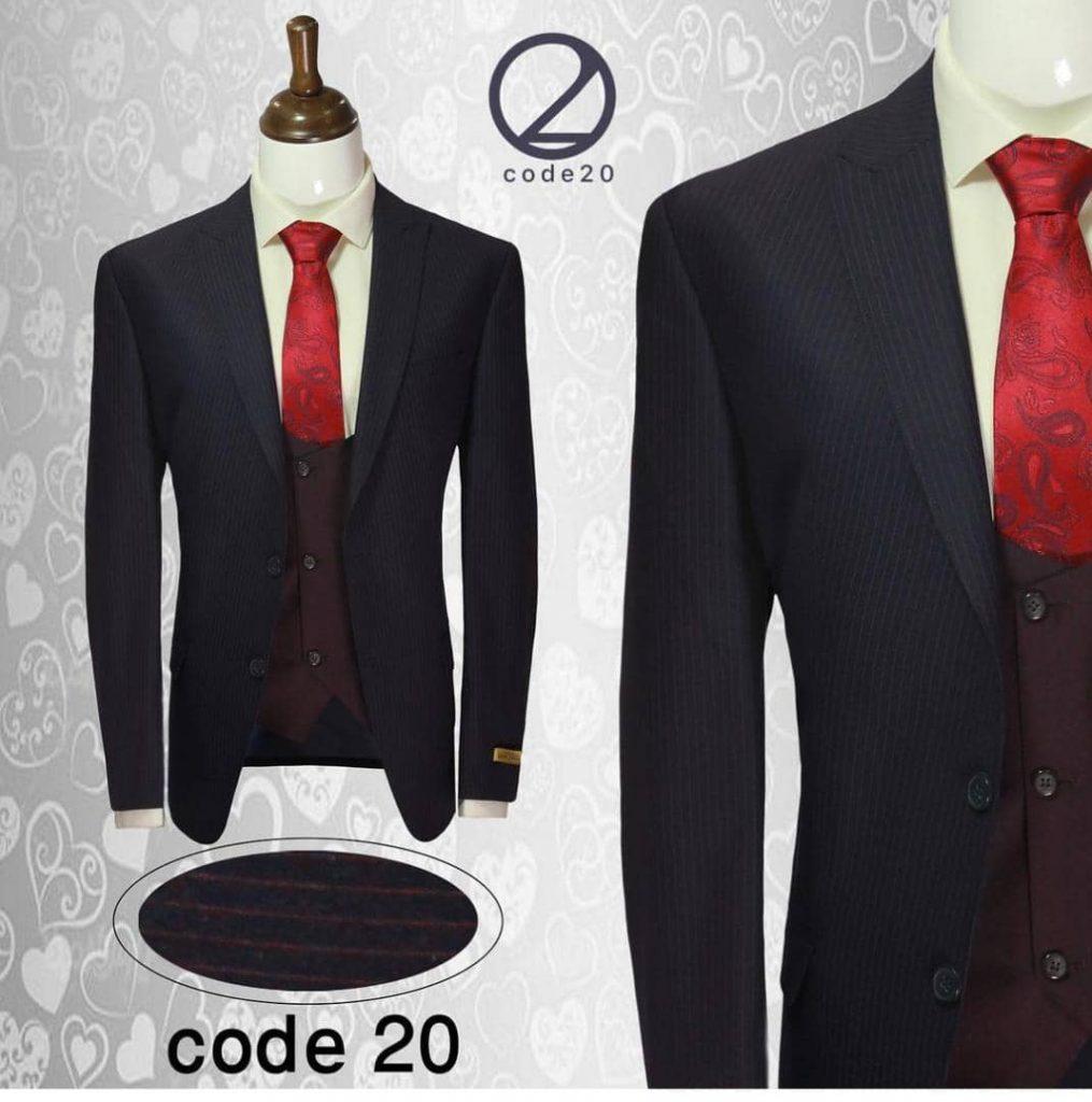 پوشاک مردانه کد۲۰