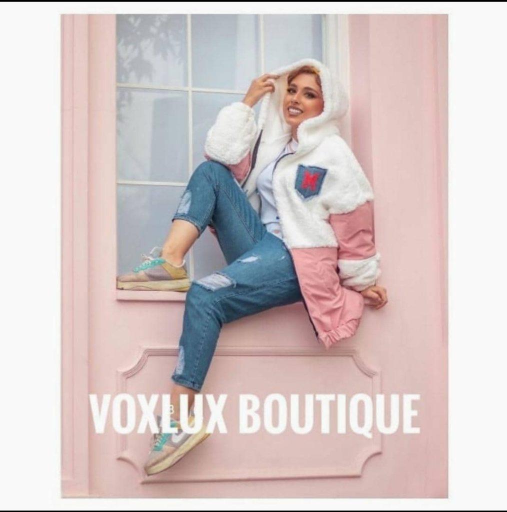 پوشاک زنانه voxlux