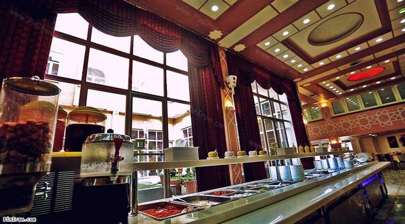 رستوران در قم